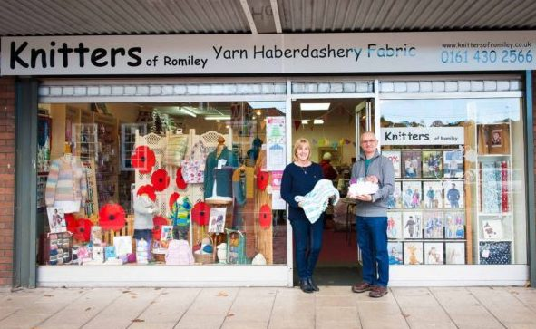 Knitters of Romiley Shop
