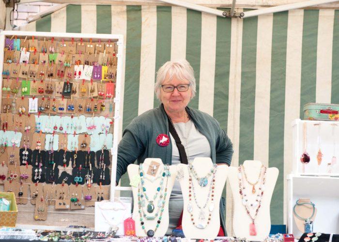 Romiley Market Trader