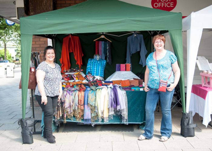 Romiley Market Traders