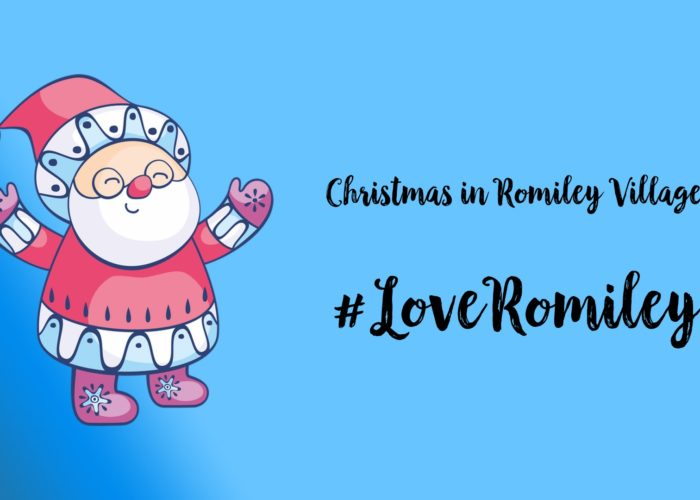 Christmas In Romiley
