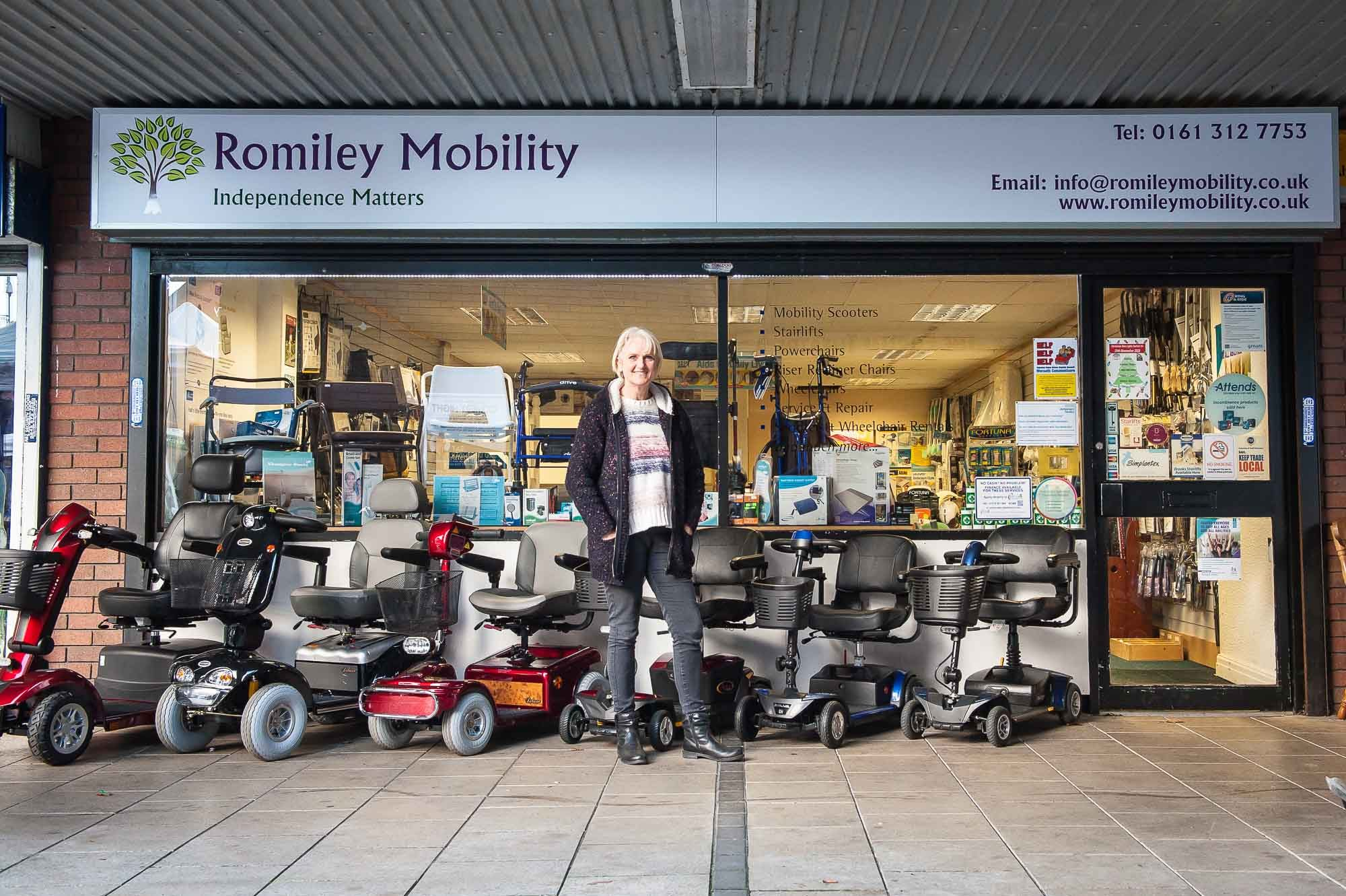 About Romiley Traders Association