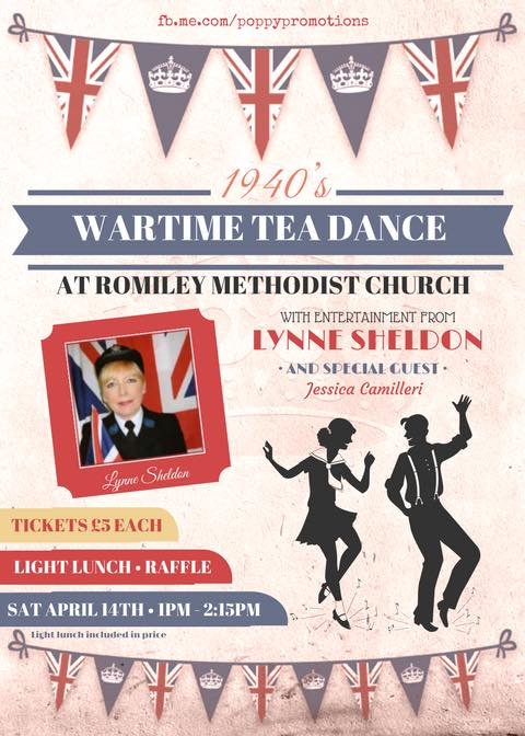 1940s War Time Tea Dance