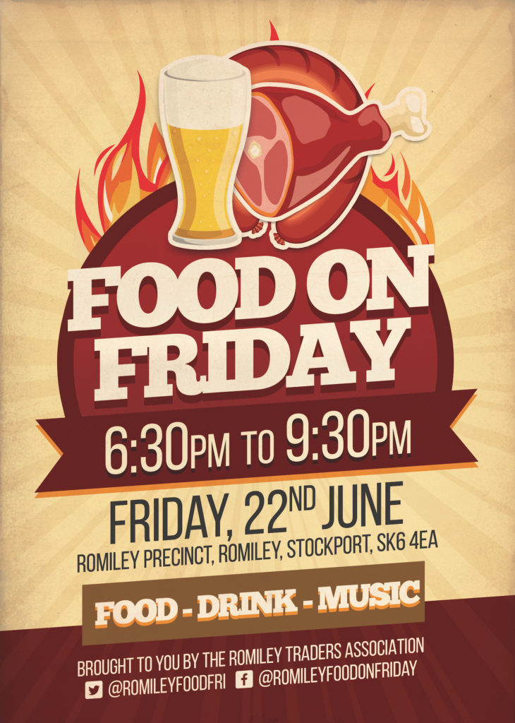 Romiley Food on Friday June 2018
