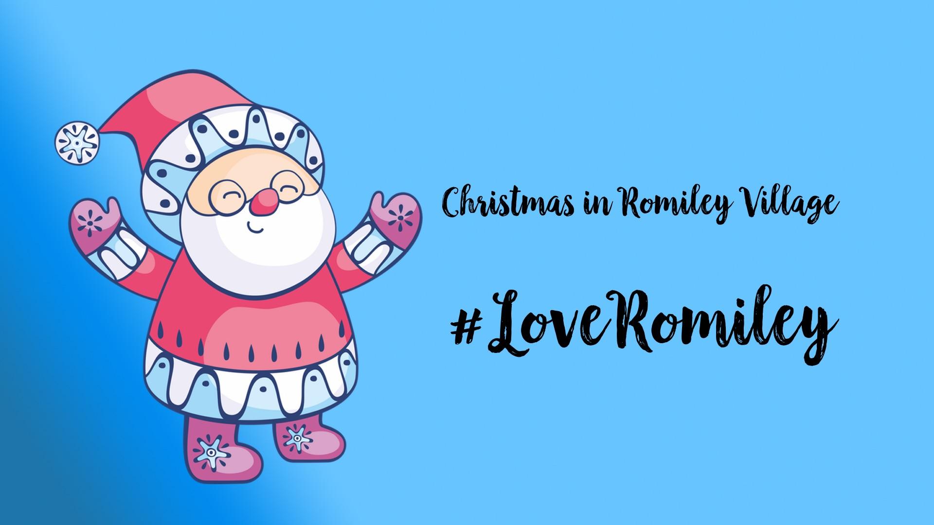 Romiley Festive Village Market – Saturday 1st December