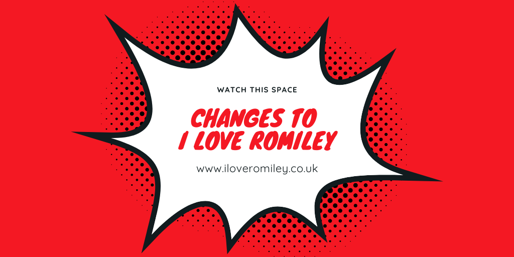 Changes To I Love Romiley